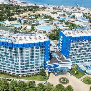 Фото отеля для семейного отдыха в Крыму в июне
